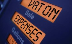 VAT on entertaining expenses