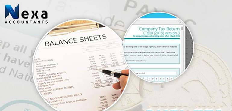 Year End Accounts And Tax Return